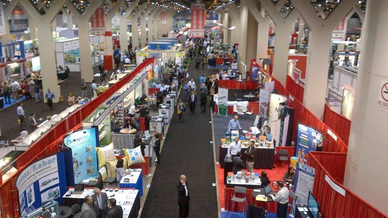 Spot Also Counts With Business Exhibition Property