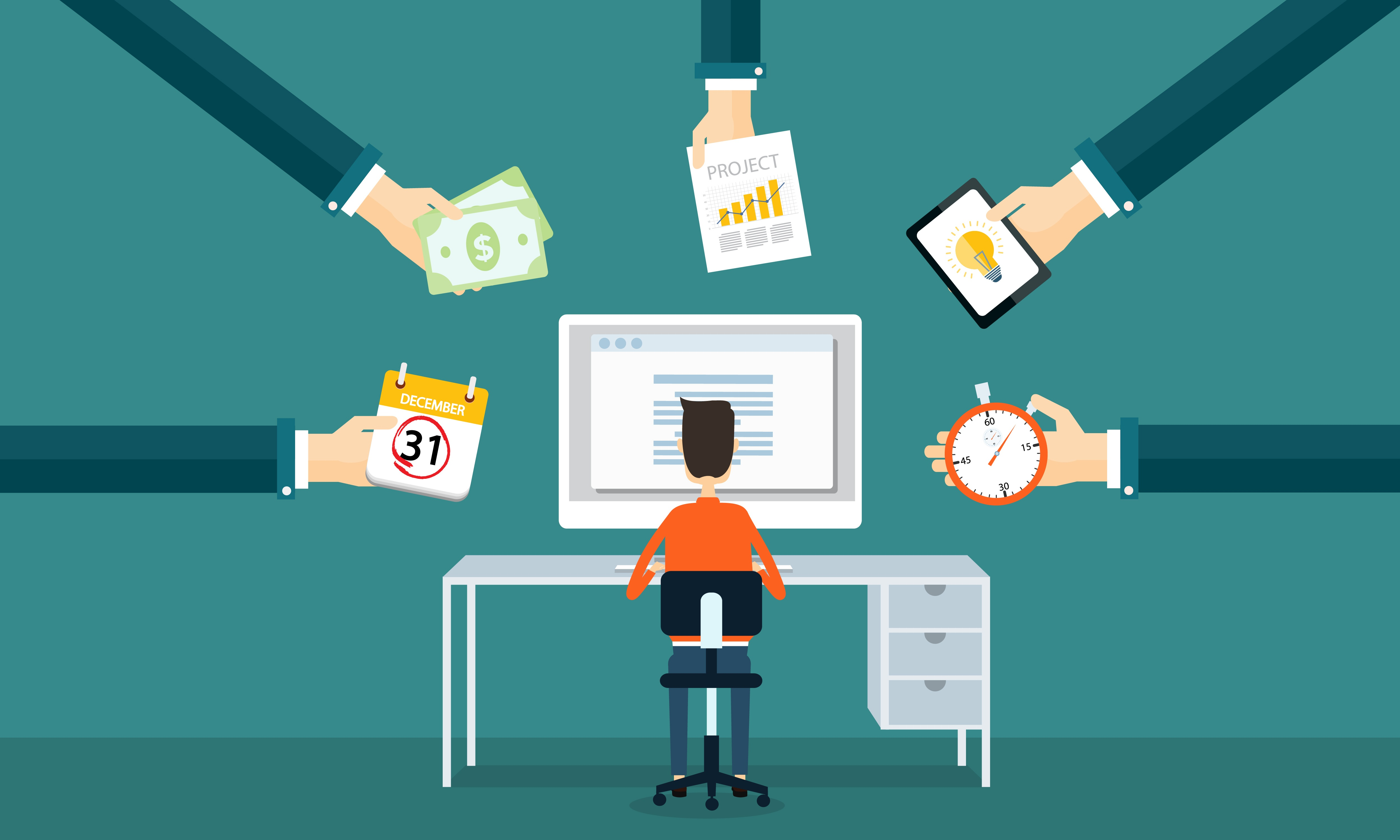 Why is software for web order management essential?