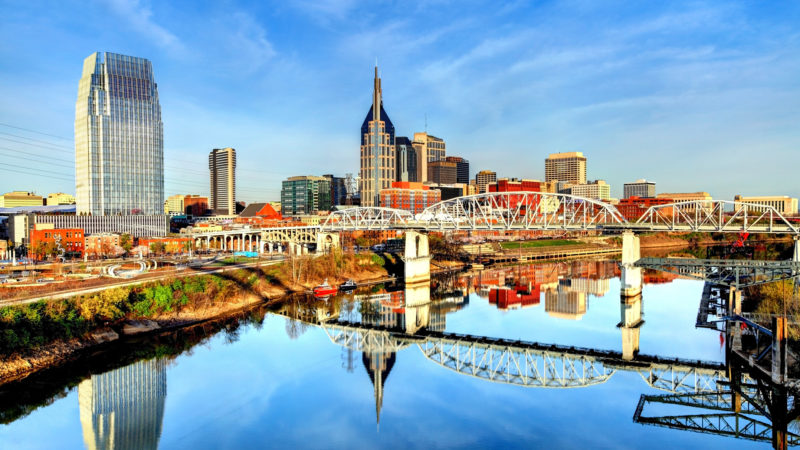 The best parks in Nashville Tennessee