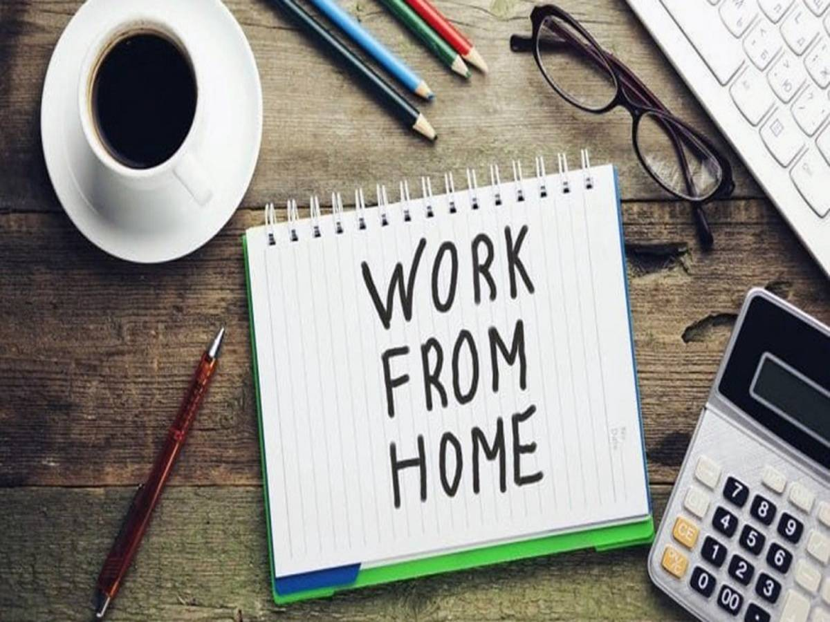 How To Work From Home With Other People