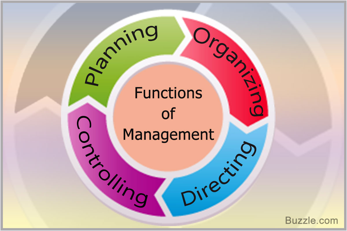 An Overview of Management Functions